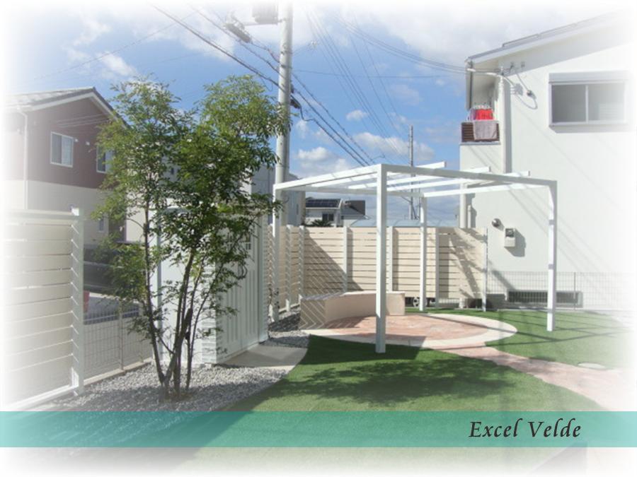 京都、奈良でのお庭のリフォーム・外構工事・ガーデニング・リフォーム・エクステリアは、株式会社エクセルヴェルデ画像03