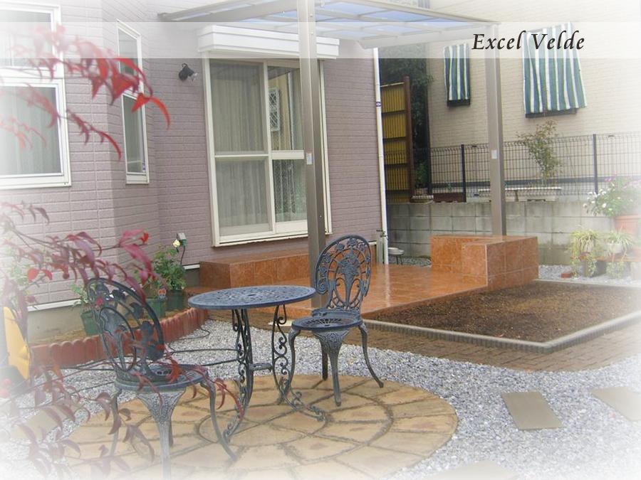 京都、奈良でのお庭のリフォーム・外構工事・ガーデニング・リフォーム・エクステリアは、株式会社エクセルヴェルデ画像06